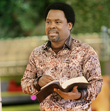 El Profeta TB Joshua