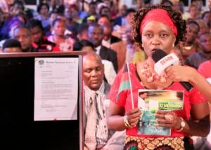 Señora Madalisto Kamtambe