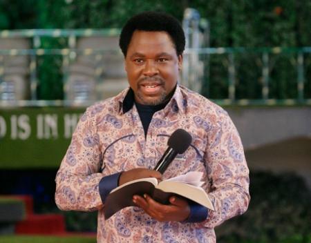Profeta T.B. Joshua