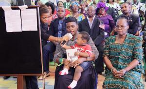 Señora Irakoze Nweta
