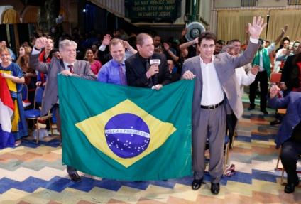 DELEGACIÓN DE BRASIL
