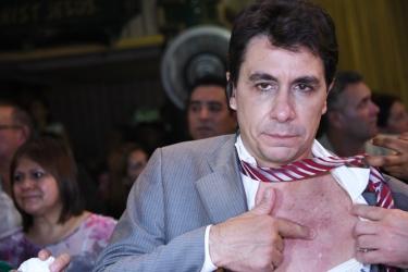 PASTOR ELLY BLINCK Y SU MARCA PASOS