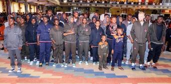NIGERIANOS DEPORTADOS DESDE LIBIA