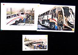 Imagenes de la tragedia