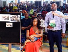 El señor y la señora Obodoruku